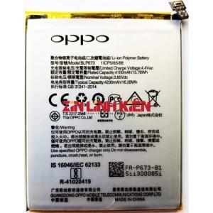 Pin OPPO BLP673 Dùng Cho OPPO A3S, Dung Lượng 4100mAh