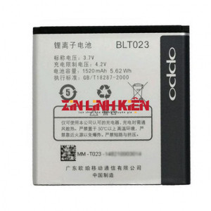 Pin OPPO BLT023 Dùng Cho OPPO A91 / R807 / R811 / X905 - Zin Linh Kiện