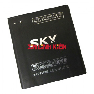 Pin Sky BAT-7100M 1780mAh Dùng Cho Sky A800 / A810 / A820 - Zin Linh Kiện