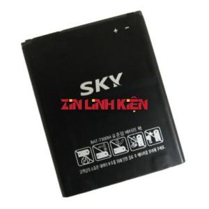 Pin Sky BAT-7300M 2100mAh Dùng Cho Sky A840 Xịn - Zin Linh Kiện