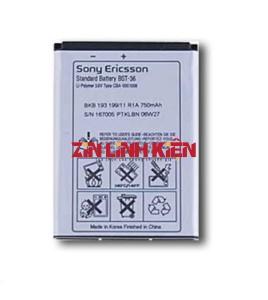 Pin Sony BST-36 Dùng Cho J300, K310i, K510i, Z550i, Z558i, K510i, W200i - Zin Linh Kiện