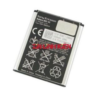Pin Sony BST-43 Dùng Cho Cedar J108, CK15I, Txt pro, J10, S001, U100, WT13i Mix Walkman, Yari - Zin Linh Kiện
