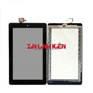 Amazon Kindle Fire 7 Inch - Cảm Ứng Zin Original, Màu Đen, Chân Connect