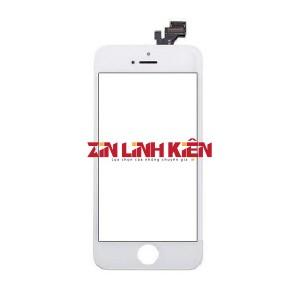 Apple Iphone 5G - Cảm Ứng Zin Liền Zon Original, Màu Trắng, Chân Connect, Ép Kính - Zin Linh Kiện