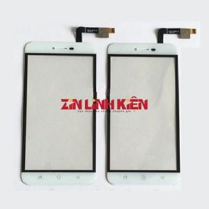 Coolpad Max Lite R108 / Y91 - Cảm Ứng Zin Original, Màu Trắng, Chân Connect, Ép Kính - Zin Linh Kiện