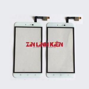Coolpad Max Lite R108 / Y91 - Cảm Ứng Zin Original, Màu Đen, Chân Connect, Ép Kính - Zin Linh Kiện