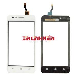 Huawei Y3II 2016 / Y3 2016 / LUA-L21 / LUA-U22 - Cảm Ứng Zin Original, Màu Trắng, Chân Connect, Ép Kính