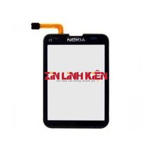 Nokia C3-01 Xịn - Cảm Ứng Zin Original, Màu Đen, Chân Connect - Zin Linh Kiện