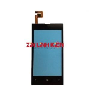 Nokia Lumia 520 / Lumia 525 / RM-914 / RM-915 - Cảm Ứng High Coppy, Màu Đen, Chân Connect, Xiu Xanh - Zin Linh Kiện