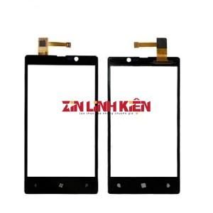 Nokia Lumia 820 / RM-824 / RM-825 - Cảm Ứng Zin Original, Màu Đen, Chân Connect - Zin Linh Kiện