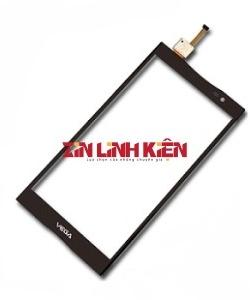 Pantech Sky VEGA No 6 / Sky A860 - Cảm Ứng Zin Original, Màu Đen, Chân Connect, Ép Kính - Zin Linh Kiện