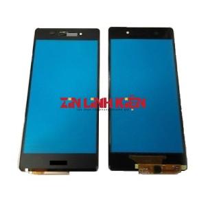 Sony Xperia Z3v Verizon D6708 / Z3 Verizon - Cảm Ứng Zin Original, Màu Đen, Chân Connect, Ép Kính