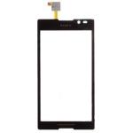 Sony S39H - Cảm Ứng Zin Original, Màu Đen, Chân Connect
