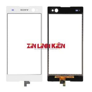 Cảm Ứng Sony Xperia C3 / Xperia C3 Dual / D2502 / D2533 Zin, Trắng