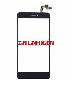 Xiaomi Redmi Note 4X / MBE6A5 - Cảm Ứng Zin, Đen, Chân Connect Ép Kính - Zin Linh Kiện