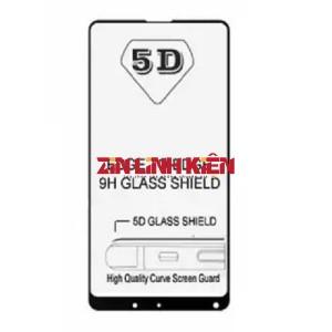 Xiaomi Mi Mix 2 - Dán Cường Lực 5D Full Viền, Màu Đen - Zin Linh Kiện
