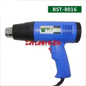 BEST BST-8016 - Tay Khò Nhiệt Điện Tử Cắm Điện Trực Tiếp / Máy Khò Điện Tử, Công Suất 1600W, Nguồn Ra 3A, Ổ Cắm 220V