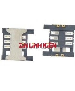 Pantech Sky Vega LTE EX / A820L - Cáp Khay Sim Kèm Thẻ Nhớ Và Cáp Volume Zin Bóc Máy / Dây Kết Nối Khay Sim