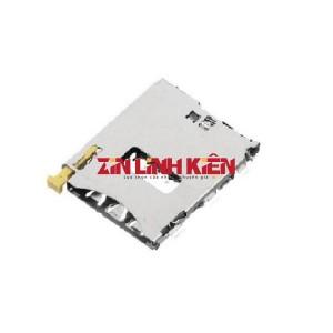 Sony Xperia Z3 / D6603 / D6643 / D6653 / D6616 - Chân Khay Sim Gắn Main / Khay Để Sim - Zin Linh Kiện