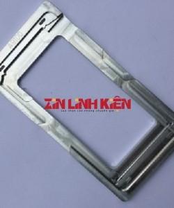 Samsung Galaxy A9 Pro / A910 - Khuôn Ép Kính Loại Tốt Nhất, Chất Liệu Hợp Kim Nhôm - Zin Linh Kiện