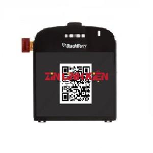 Blackberry Bold 9000 - Màn Hình Nguyên Bộ Loại Tốt Nhất, Màu Đen - Zin Linh Kiện