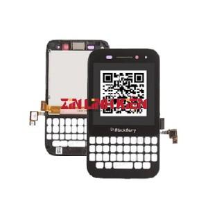 BlackBerry Q5 - Màn Hình Nguyên Bộ Loại Tốt Nhất, Màu Đen - Zin Linh Kiện