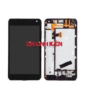 Nokia Lumia 650 - Màn Hình Nguyên Bộ Zin Ép Kính, Màu Đen - Công Ty TNHH Zin Việt Nam