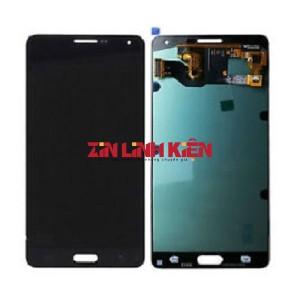Samsung Galaxy A7 2015 / A700 - Màn Hình Nguyên Bộ Zin Ép Kính Zin, Màu Đen - Zin Linh Kiện