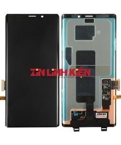 Samsung Note 9 2018 / SM-N960F/DS / SM-N9600 - Màn Hình Nguyên Bộ Zin Bóc Máy Liền Khung Viền Benzen, Màu Đen - Công Ty TNHH Zin Việt Nam