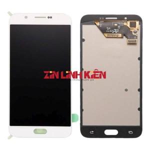 Màn Hình Samsung Galaxy A8 2016 / SM-A810 Zin Ép Kính, Màu Trắng