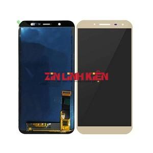 Samsung Galaxy J8 2018 / SM-J810YZKDXXV - Màn Hình Nguyên Bộ Zin Ép Kính, Màu Đen