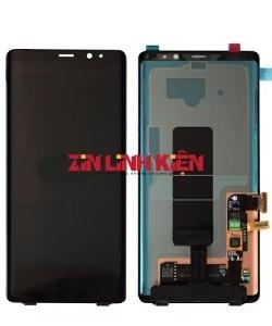 Samsung Galaxy Note 8 2017 / SM-N950F/DS / SM-N9500 - Màn Hình Nguyên Bộ Zin Bóc Máy Liền Khung, Màu Đen, Viền Benzen Đen - Công Ty TNHH Zin Việt Nam