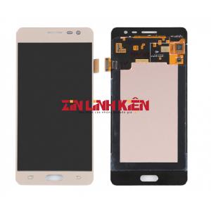 Samsung Galaxy J3 Pro 2016 / J3119 - Màn Hình Nguyên Bộ Zin Ép Kính, Màu Gold - Zin Linh Kiện