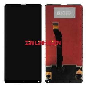 Xiaomi Mi Mix 2 - Màn Hình Nguyên Bộ Zin Ép Kính Zin, Màu Đen - Zin Linh Kiện