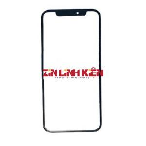 Mặt Kính Zin New Apple Iphone XR Kèm Khung Ron, Chính Hãng, Màu Đen - Zin Linh Kiện