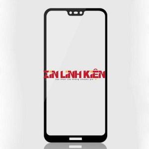 Huawei Y9 2019 / JKM-LX1 / JKM-LX3 - Mặt Kính Zin New Huawei, Màu Đen, Ép Kính - Zin Linh Kiện