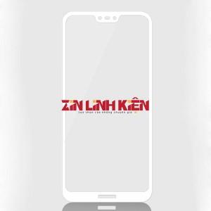 Huawei Nova 3i / INE-LX2 - Mặt Kính Zin New Huawei, Màu Trắng, Ép Kính - Zin Linh Kiện