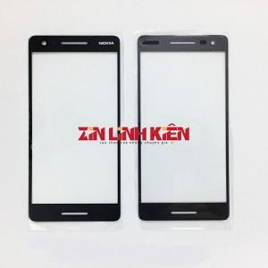 Nokia 2.1 Plus 2018 Dual Sim - Mặt Kính Màu Đen, Ép Kính - Zin Linh Kiện