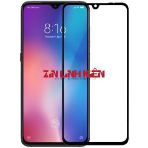 Mặt Kính Xiaomi Mi 9/ MDG1 Zin New Xiaomi, Màu Đen, Ép Kính - Zin Linh Kiện