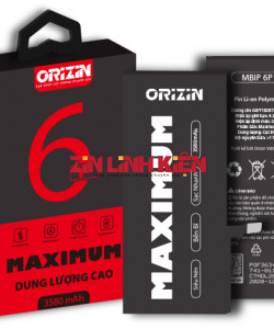 Pin iphone 6 Plus Orizin Maximum BIP6P, Dung Lượng Cực Đại 3750mAh