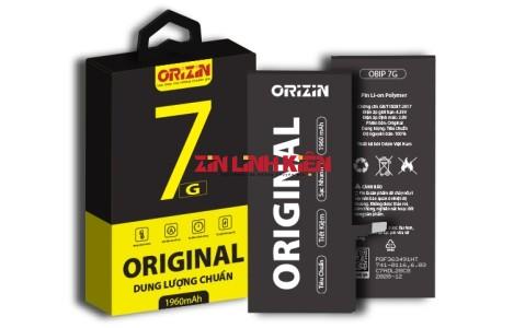 Orizin Original BIP7 - Pin thương hiệu Orizin Dùng Cho iphone 7 / Pin Iphone Dung Lượng Chuẩn 1960mAh