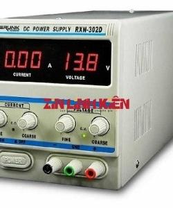 Zhaoxin RXN-302D - Đồng Hồ Thông Minh 5A Đo Dòng Và Báo Sóng, Kiểm Tra Chập Mạch / Máy Cấp Nguồn / Bộ Cấp Nguồn