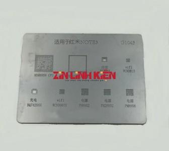 Xiaomi Redmi Note 3 - Vỉ Làm Chân IC