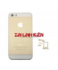 Apple Iphone 5G - Bộ Vỏ Ráp Máy / Khung Xương Lắp Máy, Màu Trắng, Có Kính Camera Trên / Dưới, Có Sẵn Imei