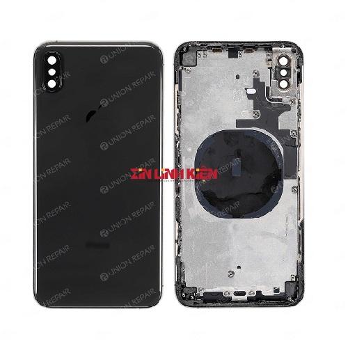 Apple Iphone XS Max - Năp Lưng Zin Ráp Máy, Màu Xám Đen