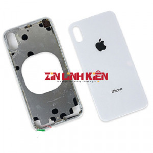 Apple Iphone XS - Năp Lưng Zin Ráp Máy, Màu Trắng Bạc - Công Ty TNHH Zin Việt Nam