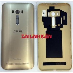 Asus Zenfone Selfie ZD551KL 2015 / Z00UD / ZD550KL - Nắp Lưng Ráp Máy, Màu Gold