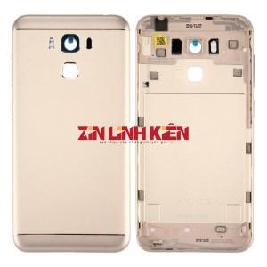 ASUS Zenfone 3 Max ZC553KL / X00DD 5.5 inch - Vỏ Ráp Máy Gồm Nắp Lưng Và Benzen, Màu Gold - Zin Linh Kiện
