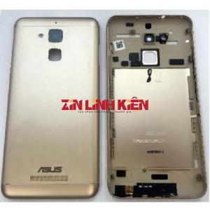 ASUS Zenfone 3 Max 5.2 inch 2016 ZC520TL / X008D - Vỏ Ráp Máy, Màu Gold - Công Ty TNHH Zin Việt Nam