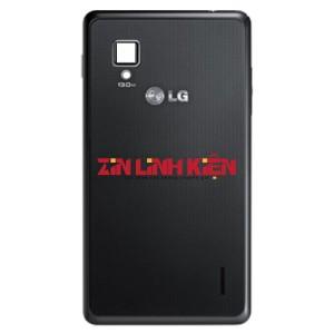 LG F180 / E975 - Nắp Lưng Ráp Máy, Màu Đen